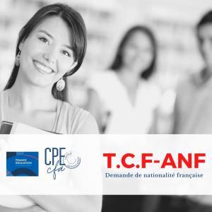 tcf anf demande nationalite française
